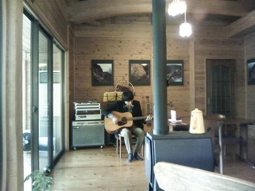 2007 11/11南小国町 ロッジ山の家