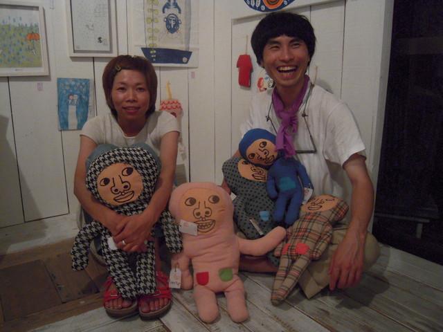 maruちゃん人形