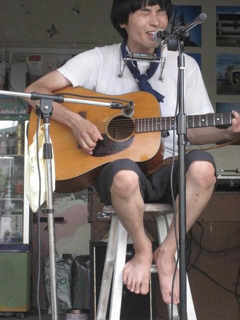 能古島夏祭り&能古フェス2008