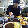 2012年4月14日(土)福岡cafe and bar gigi