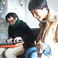◆2014年1月13日(月祝)福岡 cafe and bar gigi