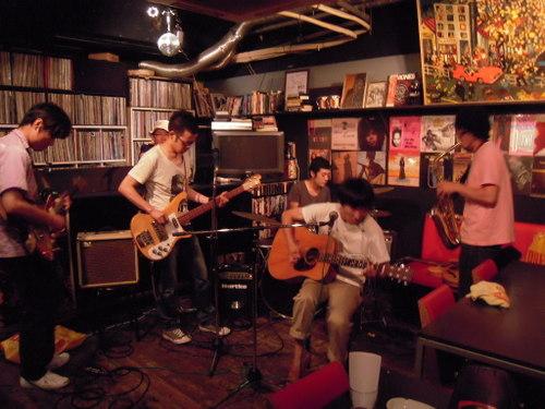 2009年10月4日(日)福岡 Studio STAFF