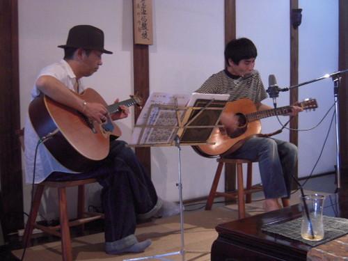 2009年10月11日(日)北九州木屋瀬 peer spaceのーてぃす