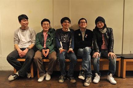 2011年4月23日(土)東京 桜台POOL