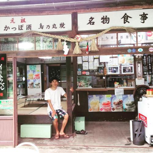 ■2015年8月9日(日)福岡 cafe and bar gigi ニール☆UMA ワンマンライヴ