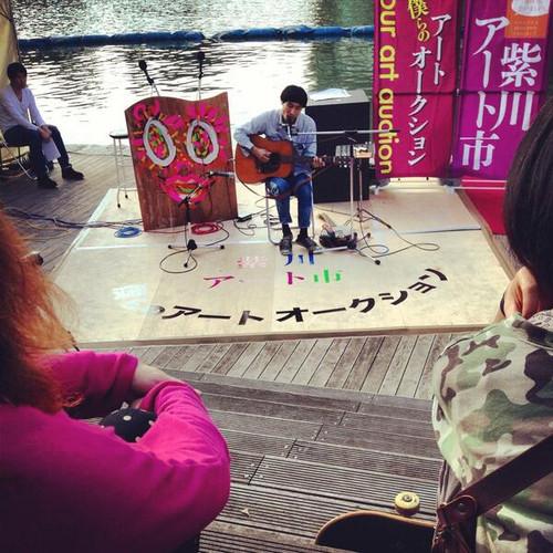 ◆2013年10月27日(日)北九州 紫川アート市