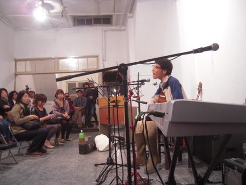 2010年11月13日(土)福岡cafe and bar gigi