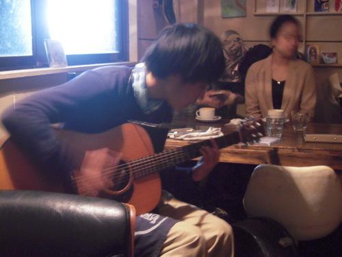 2009年9月28日(月)福岡cafe and bar gigi