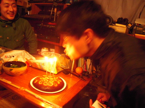 2011年1月22日(土)ChicagoClubNight#32