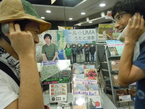 2011年7月24日(日)福岡 タワーレコード福岡店