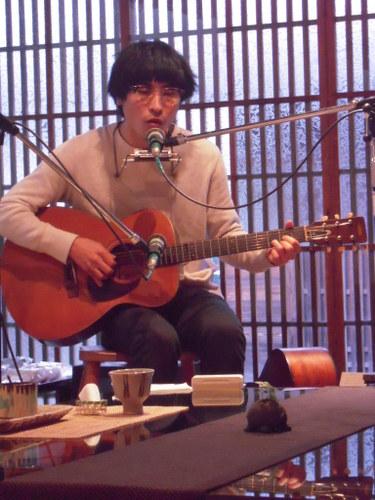 2010年2月5日(金)福岡JUKE JOINT「CRJ-Fukuoka弾き語りの怪物