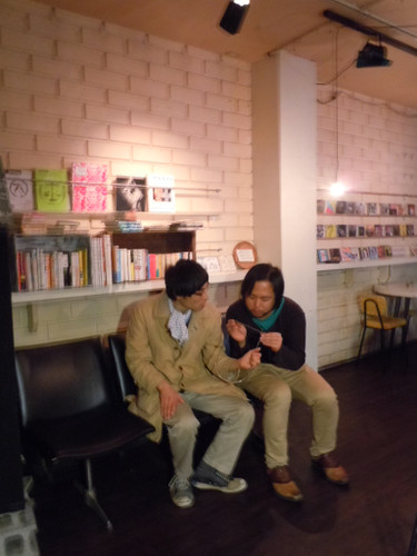 2013年1月29日(火)小倉メガヘルツ「song to read without fujii」