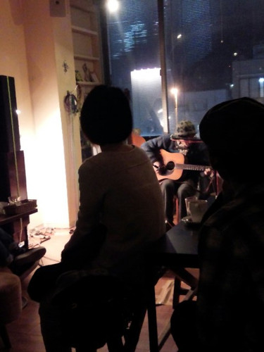 ■2015年1月23日(金)福岡 cafe and bar gigi