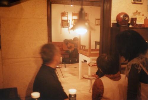 2009年10月24日(土)福岡 春日市Cafe&Gallery NABE