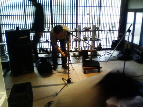2009年2月8日(日)北九州peer space のーてぃす